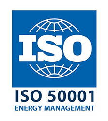 Certification according ISO 50001:2011
